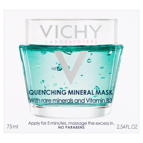 Quenching Mineral Face Mask