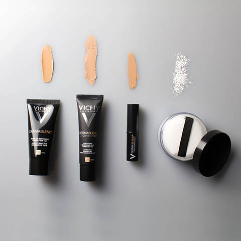 Finding the right foundation shade