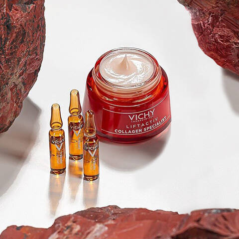 Your complete Vichy Liftactiv Specialist Routine