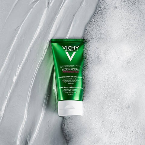 How Vichy's Normaderm range can help oily, blemish-prone skin